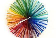 Vitrofusión - Relojes