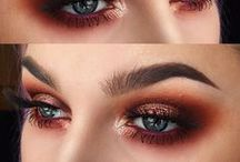 MakeUp Inspiration | Brentwood Academy / All of the hottest makeup trends to inspire you and your clients...