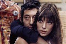 Jane Birkin & Sergey Gainsbourg