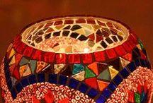 Mosaicos - Lámparas
