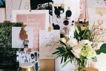 Flat Lays & Inspiration Boards