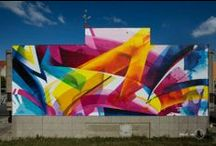 Inspirations: Street Art / by Shaire Productions