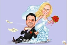 Cartoon Caricature / Hand-drawing caricatures from your photos. Order » www.osoq.com