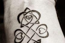 tattoo.only. / Se chercher, se trouver, se graver / by bloo