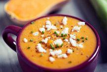 Miam ! // soupes