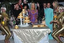 64 Cumpleaños de Carmen Lomana con Vin Doré 24K / Carmen Lomana celebró su 64 Cumpleaños con Vin Doré 24K