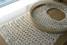 Knit, crochet and loom