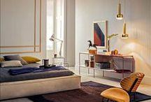 Loft Bedroom / Loft/ '80s/ white/Scandinavian/Converted Church