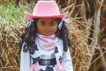 American Girl / by Cindy Darby