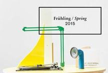 SPRING PROGRAM 2015 / Current publications of VERLAG FÜR MODERNE KUNST