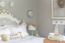 Bedroom Goodies / A collection of decorating idea and things to make for a bedroom.