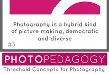 Threshold Concept 3 / Resources to support discussion of TC3: Photography is a hybrid kind of picture making, democratic and diverse