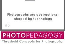 Threshold Concept 5 / Resources to support discussion of TC5: Photographs are abstractions shaped by technology