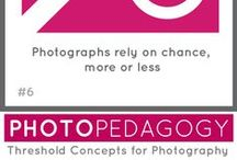 Threshold Concept 6 / Resources to support discussion of TC6: Photographs rely on chance, more or less