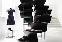 Store Experience / Retail marketing, visual merchandising, display, signage and interiors.