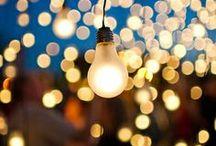 Shine Light / Lightbulbs, Illuminate creativity      -www.courtneykato.com
