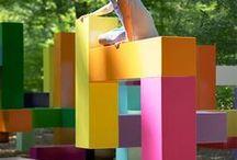 Çocuk Oyun Grupları-Playground / #çocuk, #çocuk parkı, #oyun alanları, #park, #bahçe, #mimari #playground
