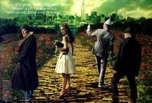 Wizard of Oz Inspiration / A nod to the Wizard of Oz in Fashion, Architecture, Design, Food, Photography, Quotes and Fun.  Wizard of Oz inspiration     -www.courtneykato.com