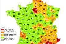 Tarif 2013 des mutuelles santé en France : mutuelle senior, mutuelle TNS, mutuelle famille / www.LeComparateurAssurance.com, 1er et unique comparateur d'assurance géolocalisé, et comparateur d'assurances présentant le panel d'assurance santé comparées le plus large en France (28), publie une étude inédite des tarifs d'assurance santé dans chacun des départements français.  Dans quels départements français le prix d'une mutuelle est-il le moins élevé ?