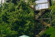 Ahşap Ev-Wooden House / #kır evi #köy evi #orman evi #ahşap otel #ekoloji #doğa #mimari #peyzaj