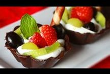 Delicious Desserts / A Delicious Collection of Yummy yet easy to make Desserts for you. Spoil Yourself!