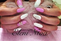 Nails by me / Make your nails...BE PRETTY!