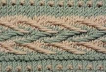 Knitting tips, stitches