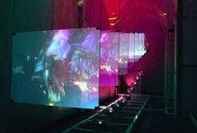 Futuristic Sparks / Event Inspiration