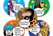 History Rewards and Resources / All the History rewards and resources you'll need to motivate your pupils!