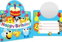 Birthdays / Birthday stickers, crowns, pencils, badges, certificates and more!