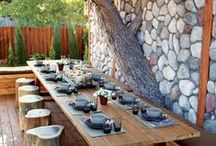 Homes - Outdoor Living Areas