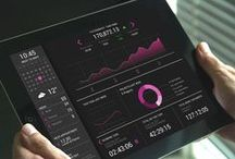 UI, Dashboards, Screens / by anuvito