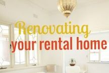 Rental Homes - How to live in