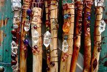 tvoření dřevo, přírodniny