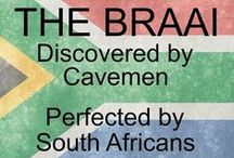 "Recipes To Share - Braai / In South Africa we take braai seriously - in fact, so seriously, that it has even evolved into a ""national day""! In the rest of the world using a fire to cook a variety of meals is known as a barbecue. South Africans do however approach such an activity differently....and this board will aim to honor that spirit of enjoying the preparation and ""cooking"" of a variety of food on a fire! / by CCH Cape Coastal Homes/City Country Homes"