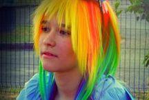 Rainbow Dash cosplay - by Purantan / cosplayer: Purantan | photographer & photo editor : pearlANDblood