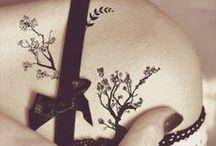 idee tatouage arbre