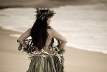 Aia i Hawai'i ne ko'u kauhale.  / Reminders of home and life in the islands in the middle of the sea. / by Trish Nonaka