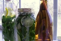 Sauce ~ Jams ~ Dressings ~ Canning / by Pat Gunther