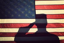Land of the Free b/c of the Brave / by Katie Frankum