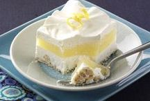 Cheesecakes ~ Tarts ~ cobblers, etc. / by Pat Gunther