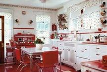 Retro kitchen products / by Lucille Guay