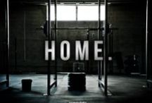 Health & Fitness - Go Hard or Go Home! / by Justin Jasso