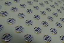 Custom Labels : Domed / Get your product noticed with high visual impact custom designed domed stickers.