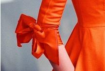 Color - Orange / Orange objects / by Trish Nonaka