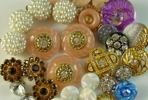 Buttons & Bows / ,unique, beautiful, I shall you have,!!! / by Wanda Maria