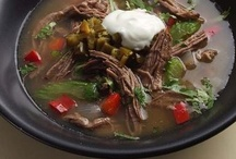 Slow cooker dishes / by Pat Gunther