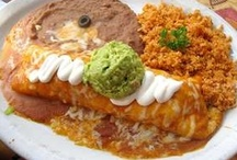 Mexican ~ Yummy Eats / by Pat Gunther
