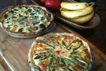 Quiche ~ Savory Tarts / by Pat Gunther