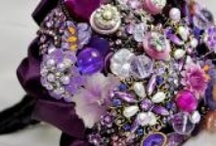 Jeweled Bouquets /  ,- unique, beautiful, I shall you have,!